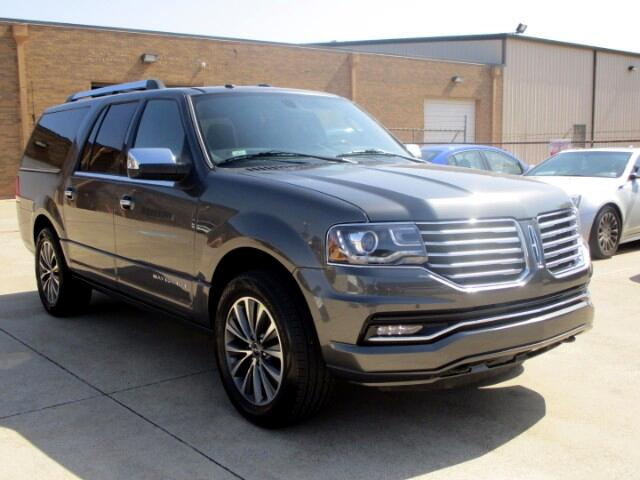 2017 Lincoln Navigator L Select 2WD
