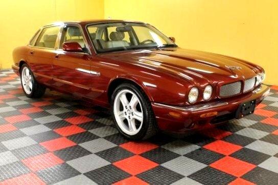 1999 Jaguar XJR XJR