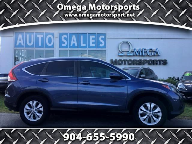 2014 Honda CR-V EX-L 2WD 5-Speed AT