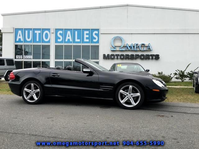 Mercedes benz sl class sl55 amg for sale in jacksonville for Jacksonville mercedes benz dealership