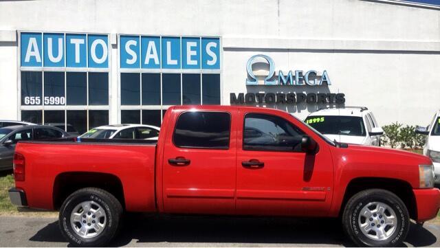 2007 Chevrolet Silverado 1500 LTZ Crew Cab 4WD