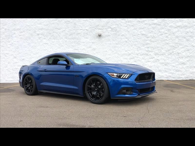 Pre-Owned 2017 Ford Mustang GT Coupe