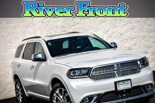 New 2017 Dodge Durango in North Aurora Illinois