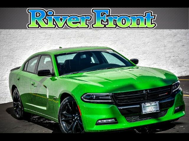 New 2017 Dodge Charger in North Aurora Illinois