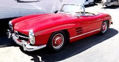 1957 Mercedes-Benz 300-Class