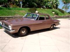1962 Plymouth Coupe