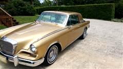 1962 Studebaker Golden Hawk