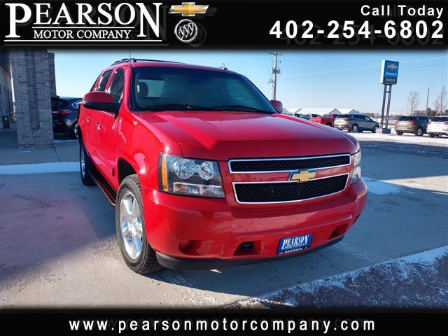 2012 Chevrolet Avalanche LS 4WD