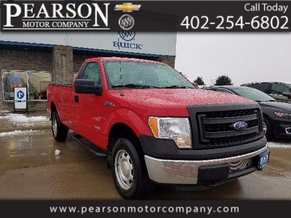2013 Ford F-150 XL 8-ft. Bed 4WD