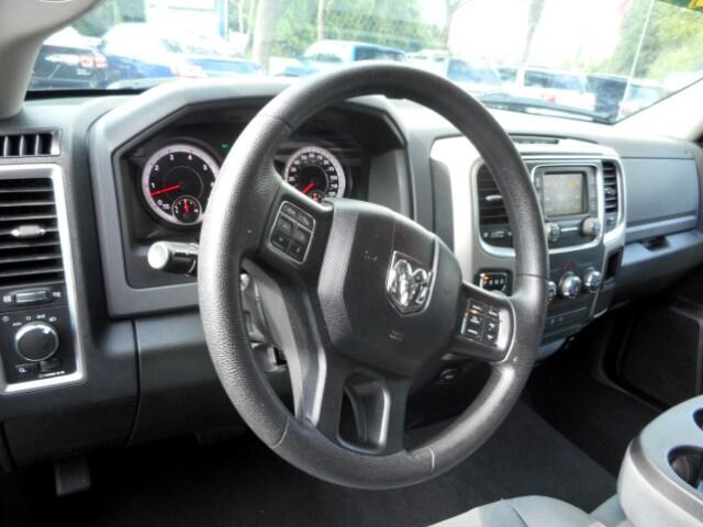 2016 RAM 1500 SLT Quad Cab 4WD