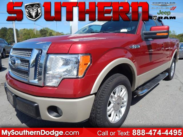2009 Ford F-150 2WD Supercab 133