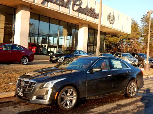 2014 Cadillac CTS Vsport Premium