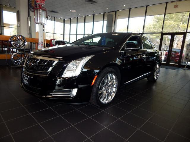 2015 Cadillac XTS Vsport Platinum