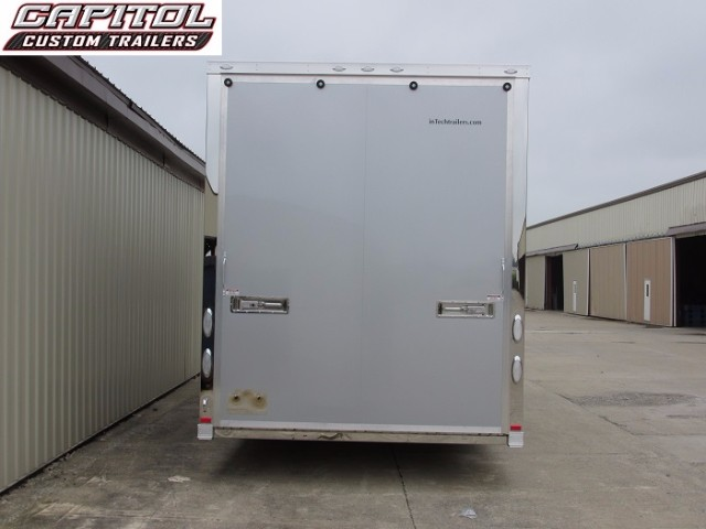 2015 Intech Trailers Icon 26FT Sprint Car Trailer