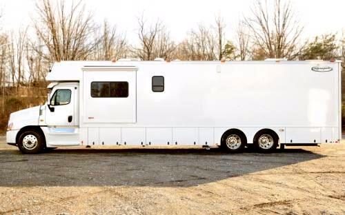 New 2014 Renegade Renegade Mc W Garage 45 Ft Custom