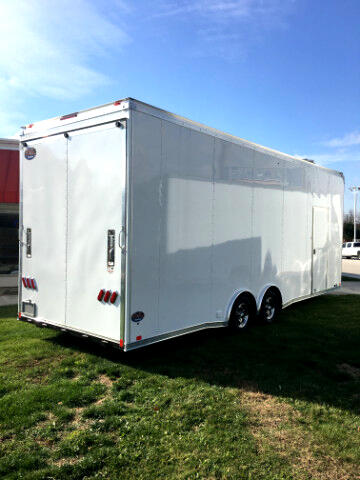 2016 United Trailers Custom Trailer 26FT Sprint Car Trailer