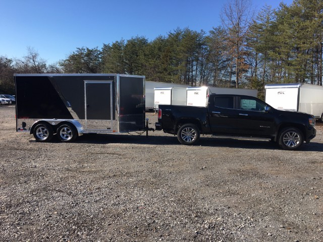 2016 United Trailers XLMTV SOLD UNIT