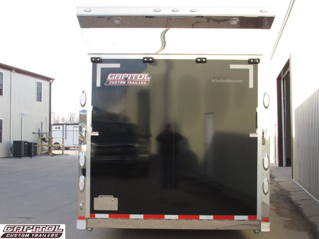2016 Intech Trailers Icon 32FT CUSTOM ALUMINUM