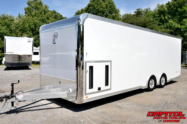 2016 Intech Trailers Icon 24ft Custom Aluminum Trailer SOLD UNIT