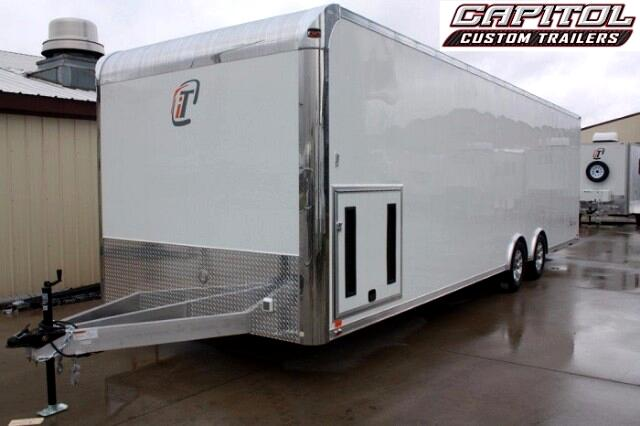 2016 Intech Trailers Custom 28ft Lite Trailer SOLD UNIT