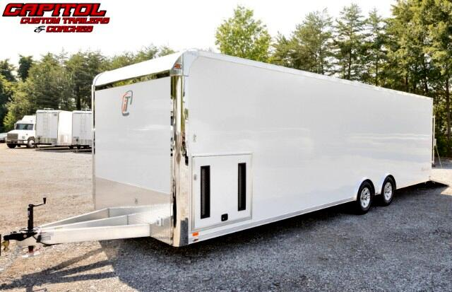 2016 Intech Trailers Custom 28FT Lite Trailer