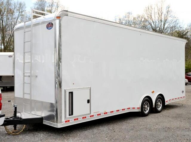 2017 United Trailers Super Hauler 26FT Sprint Car Trailer