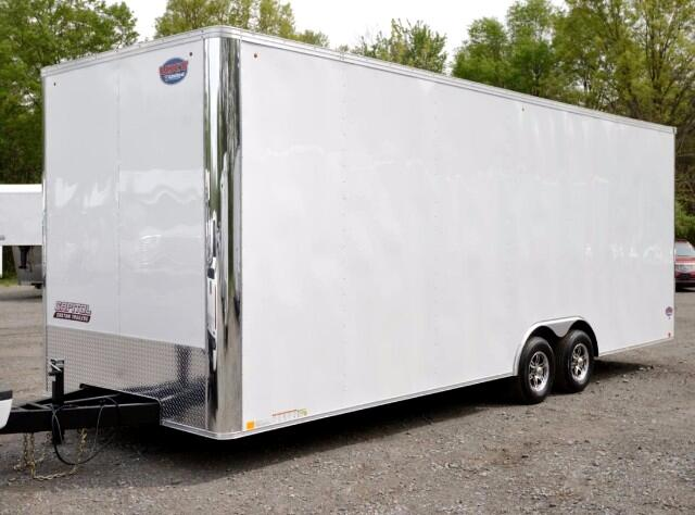 2017 United Trailers UXT 28FT Race Trailer