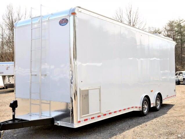 2017 United Trailers Super Hauler 28FT Sprint Car Trailer