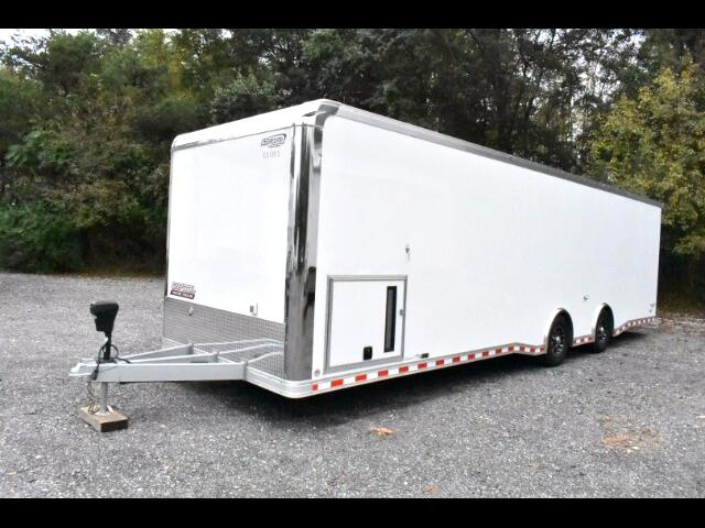 2017 Bravo Trailers Icon 32FT TAG TRAILER