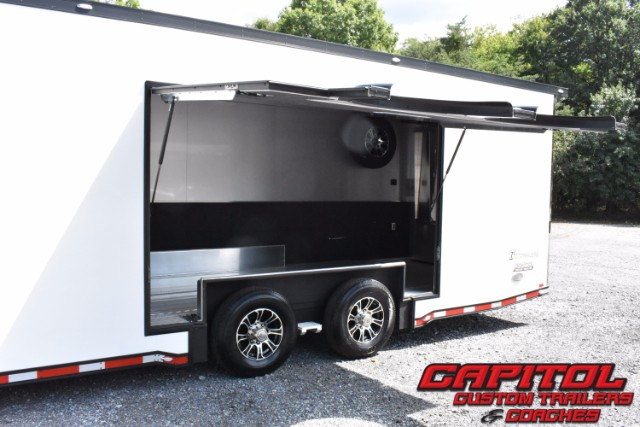 2018 Intech Trailers Icon 28ft Full Access Door SOLD UNIT