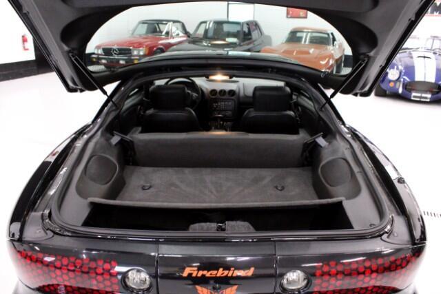 2000 Pontiac Firebird Formula Coupe
