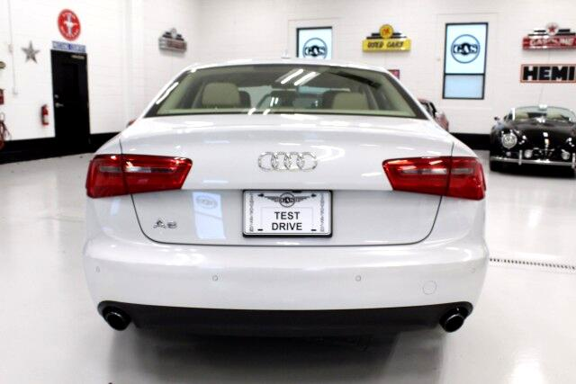 2013 Audi A6 2.0T Premium Plus Quattro