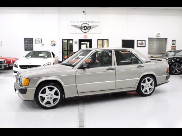 1987 Mercedes-Benz 190 E 2.3-16V