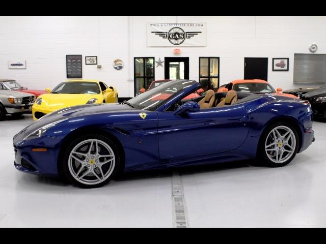 2017 Ferrari California Convertible T