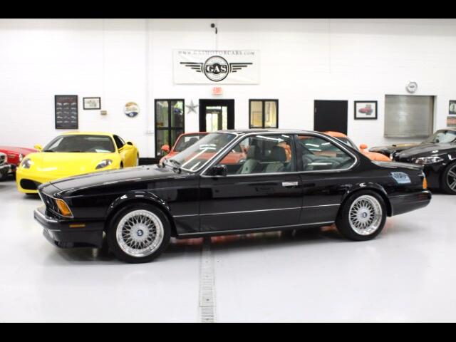 1988 BMW 6-Series M6