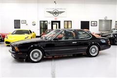 1988 BMW 6-Series