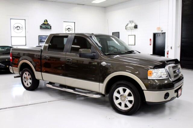 2008 Ford F-150 King Ranch SuperCrew 2WD