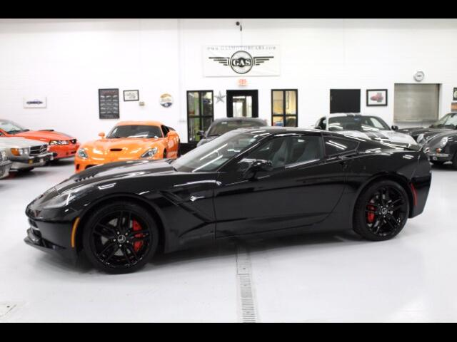 2014 Chevrolet Corvette Stingray Z51 3LT Coupe Manual