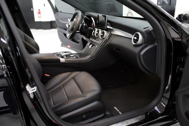 2015 Mercedes-Benz C-Class C300 Sedan
