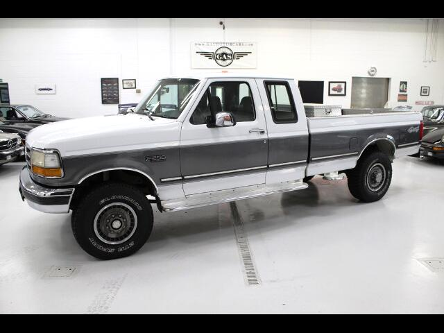 1993 Ford F-250 HD XL SuperCab 4WD