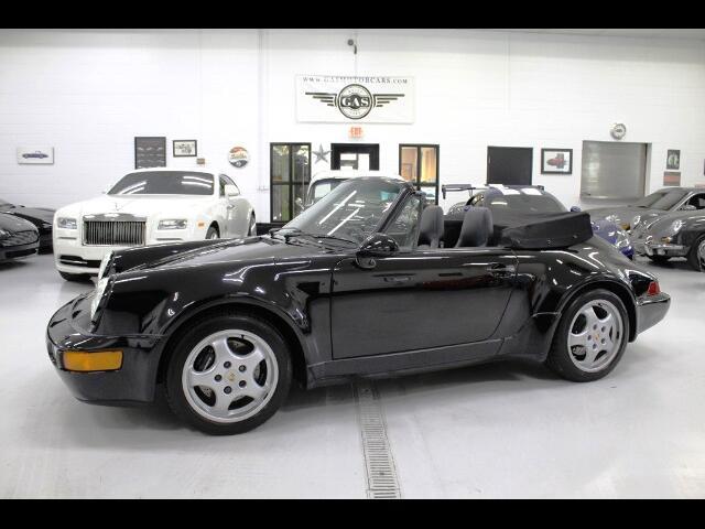 1992 Porsche 911 American Roadster