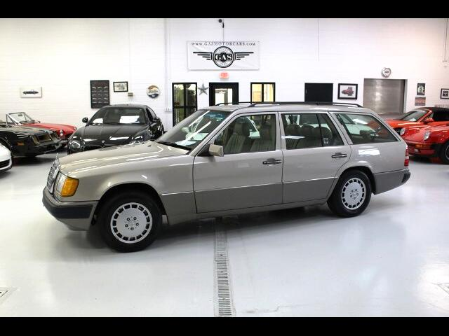 1992 Mercedes-Benz 300 TE 4-Matic wagon