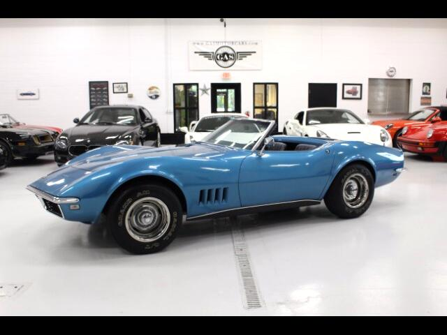 1968 Chevrolet Corvette Stingray