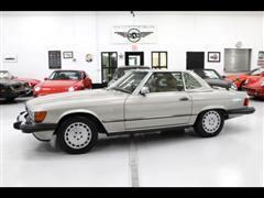 1988 Mercedes-Benz 560