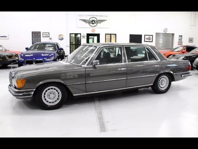 1980 Mercedes-Benz 450SEL 6.9