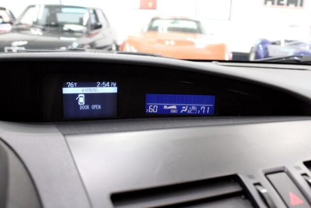 2013 Mazda MAZDA3 I Grand Touring AT 4-Door