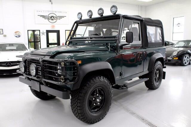 1997 Land Rover Defender 90 Soft Top