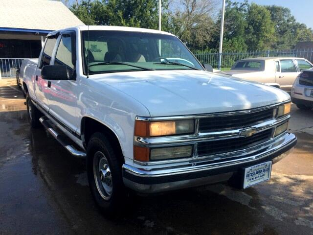 1999 Chevrolet C/K 2500 Crew Cab Short Bed 2WD