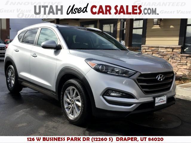 2016 Hyundai Tucson SE w/Popular Package AWD