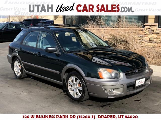 2005 Subaru Outback Sport
